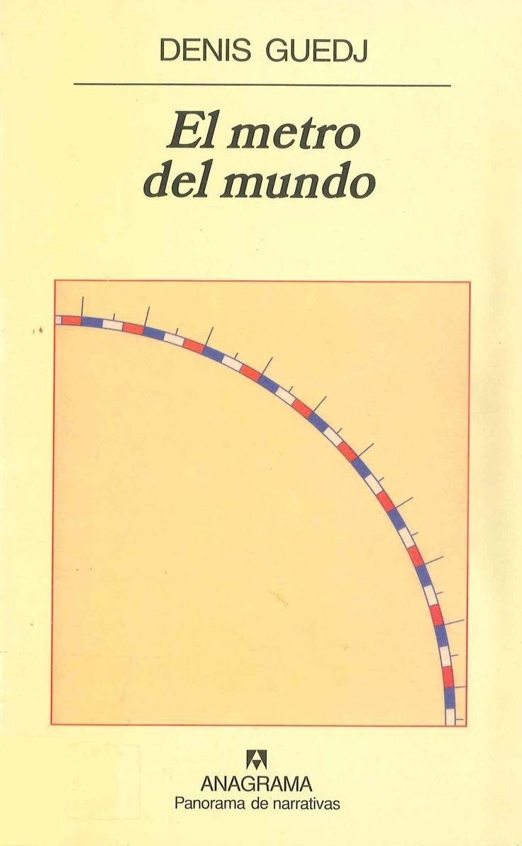 """DIVULGACIÓN CIENTÍFICA. Este libro reconstruye la aventura intelectual y humana que fue la medición del meridiano entre Dunkerque y Barcelona por los astrónomos Pierre Méchain y Jean-Baptiste Delambre. Si hay una """"mundialización"""" conseguida, ésta es la que el metro ha realizado en nuestros días. Búscalo en http://absys.asturias.es/cgi-abnet_Bast/abnetop?ACC=DOSEARCH&xsqf01=metro+guedj #bibliotecacalzada #divulgacion #fisica"""