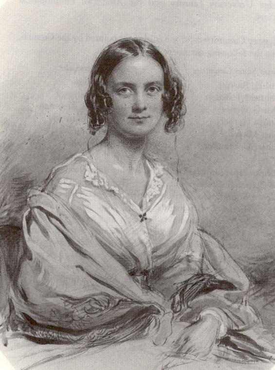 Emma Darwin (nee Wedgewood) - wife and cousin of Charles Darwin