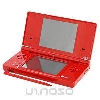 Игровая консоль Nintendo DSi (красная)