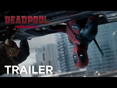 Content Waring: This video may be inappropriate for some users .  Deadpool  Official Trailer 2 / 20th Century FOX