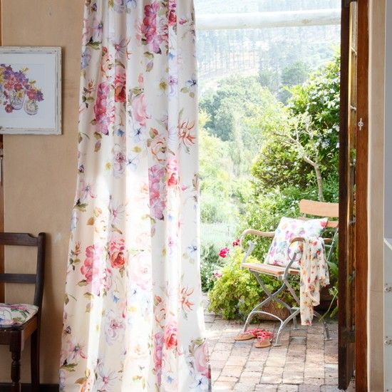 Country Cottage Kitchen Curtains: 37 Best Images About Cottage Style On Pinterest
