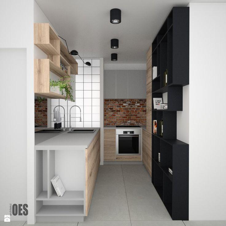 Kuchnia styl Nowoczesny - zdjęcie od OES architekci - Kuchnia - Styl Nowoczesny - OES architekci