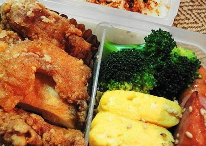 For Bento Salt-Boiled Broccoli Recipe -  Yummy this dish is very delicous. Let's make For Bento Salt-Boiled Broccoli in your home!