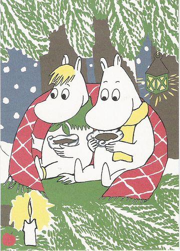 Moomin holidays