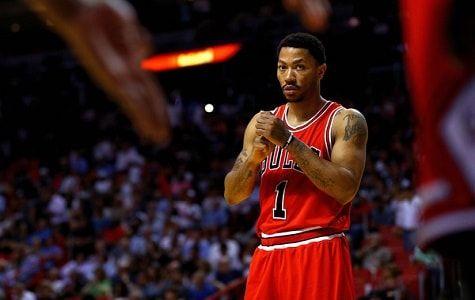 Knicks adquieren a Derrick Rose desde los Bulls de Chicago