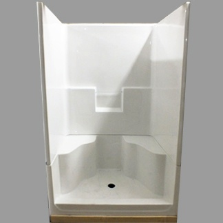 The Lexie: X X Shower) With 2 Seats