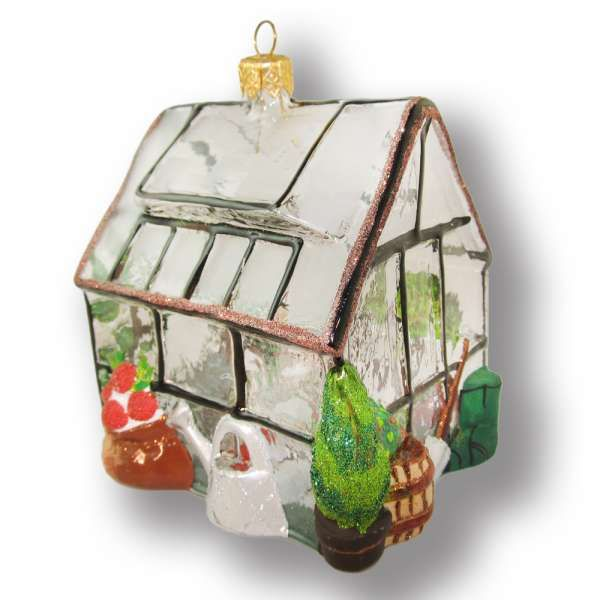 Greenhouse - Christmas Tree Decorations - Silverado