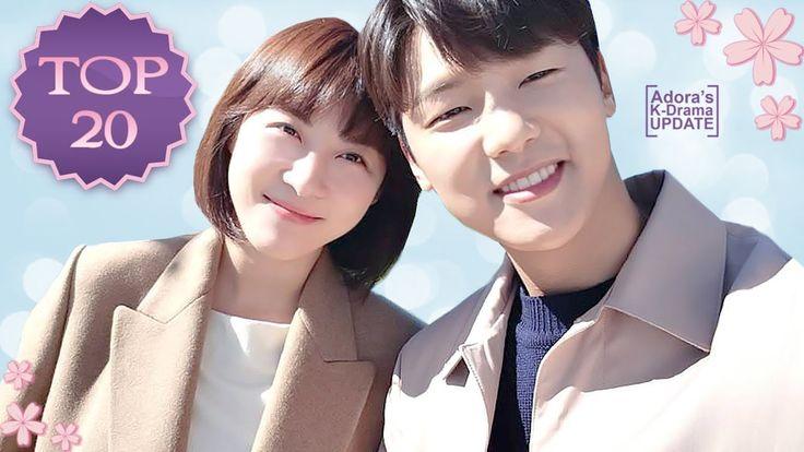 TOP 20 Korean Dramas November 2017 [Week 1]
