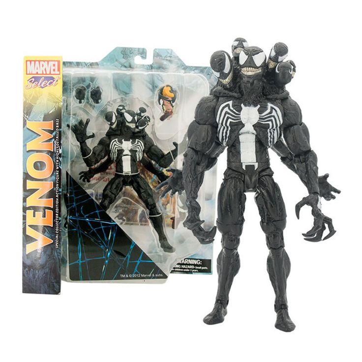 $25.99 (Buy here: https://alitems.com/g/1e8d114494ebda23ff8b16525dc3e8/?i=5&ulp=https%3A%2F%2Fwww.aliexpress.com%2Fitem%2FAnime-Figure-20-CM-Spider-Man-Venom-PVC-Action-Figure-Toys-Model-Collectibles-Brinquedos-Christmas-Gift%2F32712547226.html ) Anime Figure 20 CM Spider Man Venom PVC Action Figure Toys Model Collectibles Brinquedos Christmas Gift Movie Figure for just $25.99