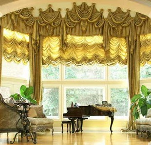 One Of Italian Curtains Designs Interior Design, Itu0027s Italian Luxury  Drapery Design With Ruffly Shade For Luxury Houses Interior, Latest D.