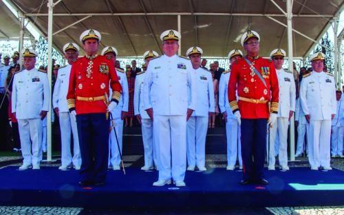 """Saco Mucho"": Corpo de Fuzileiros Navais tem novo Comandante-Ger..."