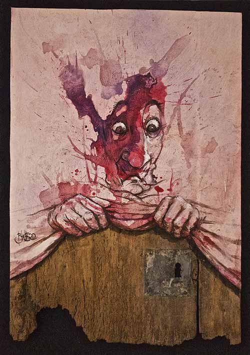 Jean-Pierre Blanchard | Site officiel | Peintre saltimbanque