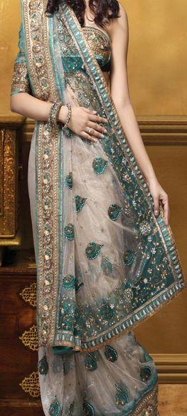 Beautiful, Indian wedding dress