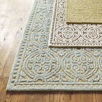 I can never find a rug I like, but I lobe this one!  Don't even want to check the price tag, though...