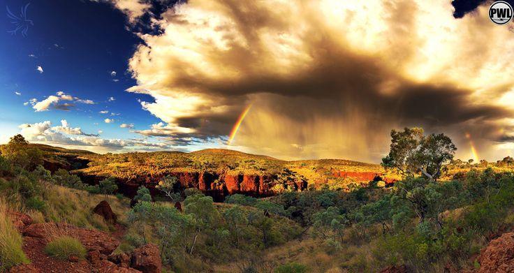 Breathtaking photo from the Pilbara, Western Australia by Tomasz Judkowiak