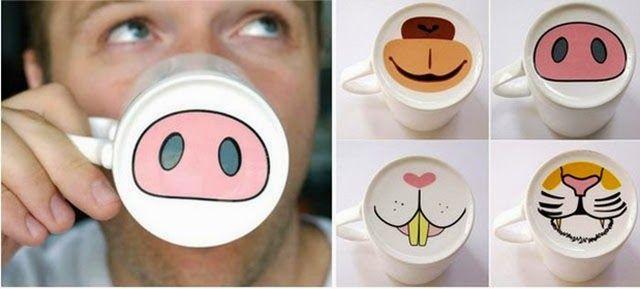 3 Tazas DIY