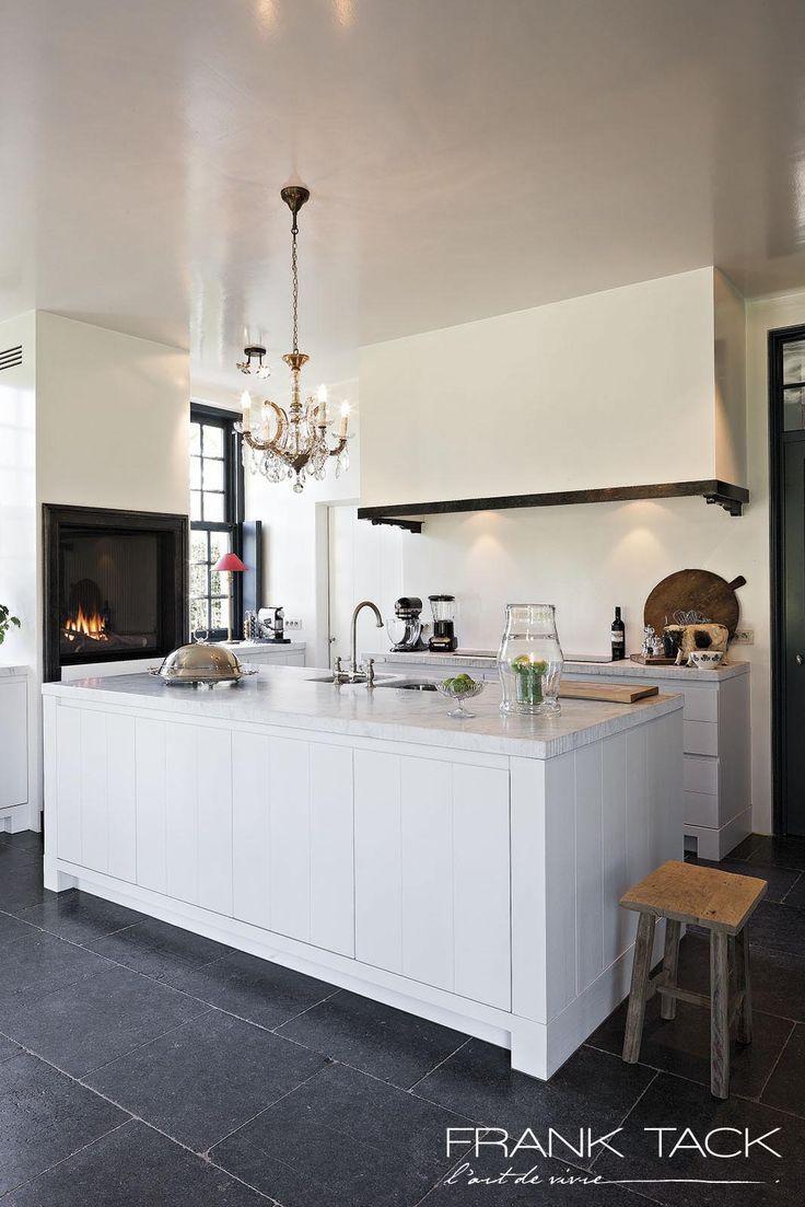 Meer dan 1000 ideeën over tijdloze keuken op pinterest   keuken ...