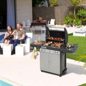 Barbecue à gaz 3 SERIES CLASSIC LS de CAMPINGAZ