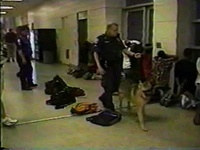 Crazy School raid at Stratford High School where I graduated..Goose Creek Sc