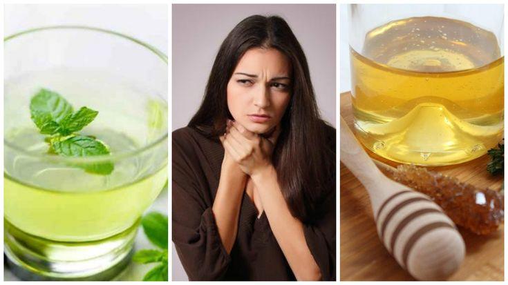 Alivia los dolores de garganta con estos 7 remedios caseros - Mejor con Salud