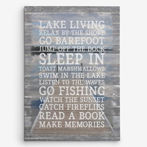 Lake Wall Art best 25+ lake rules ideas on pinterest | lake decor, lake house