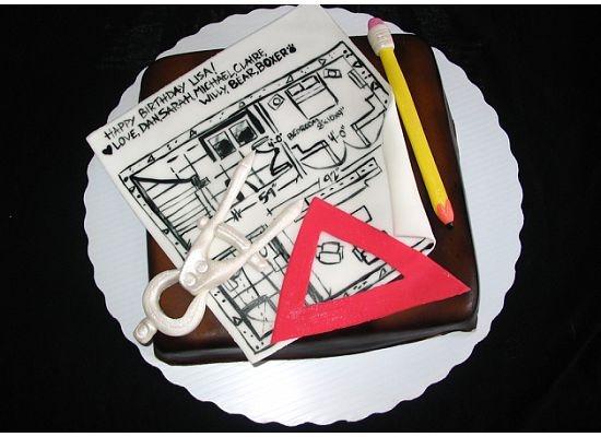 Architect Cake Cakes Pinterest Cakes And Architects