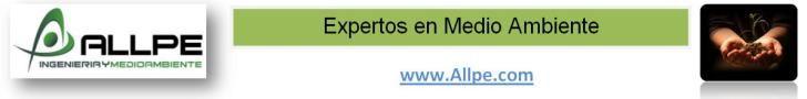 ALLPE, Consultoria Ambiental, Empresa de Medio Ambiente, Consultoras medio ambiente Madrid