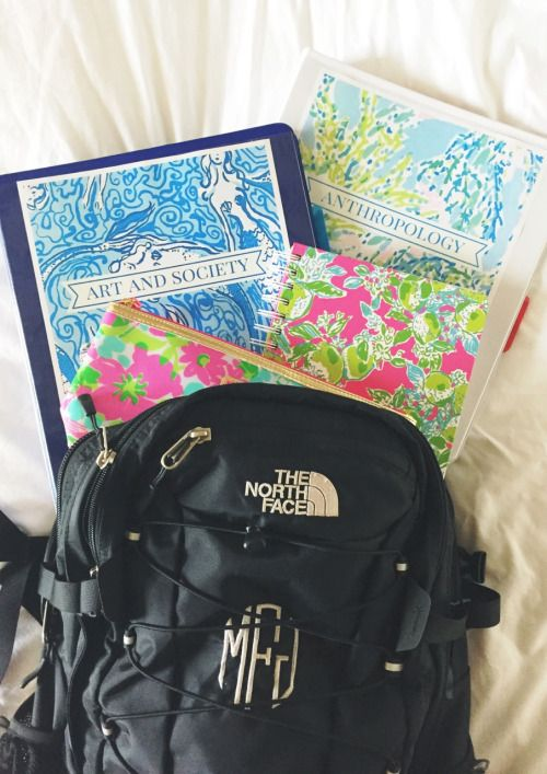 Back to School Lilly Pulitzer style