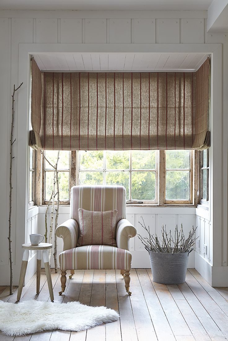 84 best images about fabric on pinterest susie watson for Modern farmhouse window treatments