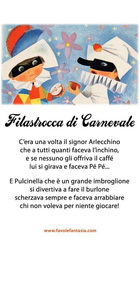 Filastrocca-di-Carnevale italiano