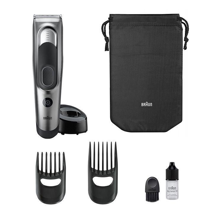 Braun HC5090 Tondeuse à Cheveux, 17 longueurs de coupe: Amazon.fr: Hygiène et Soins du corps