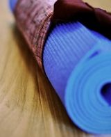 Super-Easy Yoga Mat Cleaning