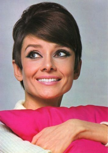 """Audrey had an angelic quality about her. She didn't act like she was better…"