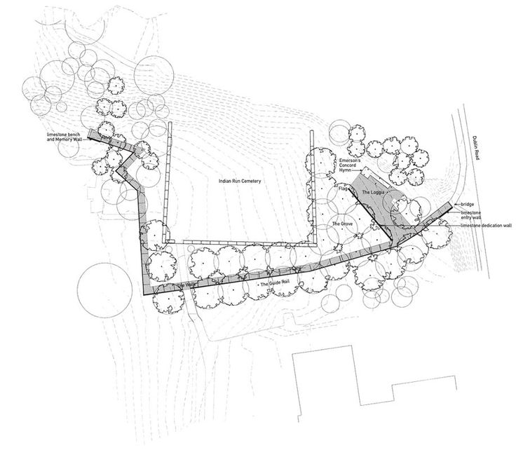 Dublin Grounds of Remembrance by PLANT Architect 13: Architecture Work, Landscape Architecture, Plants Architects, Architects 13