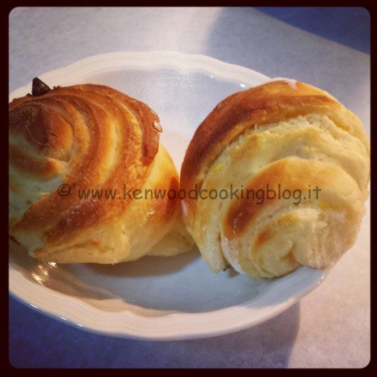 Ricetta cornetti di pan brioche Kenwood | Kenwood Cooking Blog