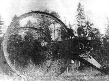 Tancul tarului - Tzar tank 4