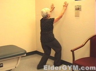 flexibility Stretching Exercises That Are Safe, Simple And Effective For Older Adults And The Elderly.