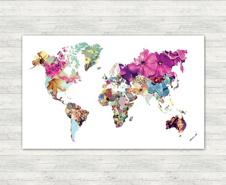Die besten 25 weltkarte kontinente ideen auf pinterest weltkarte der kontinente karte der - Pinterest weltkarte ...