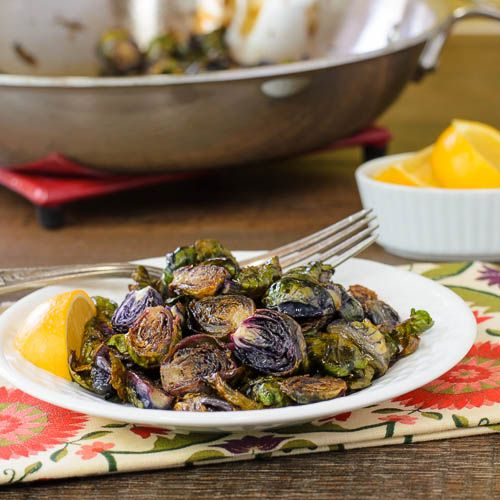 ... about Brussels Sprouts on Pinterest | Ina garten, Butter and A month
