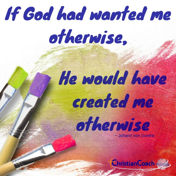 God Created Me Quotes: 17 Best Images About Inspirational On Pinterest