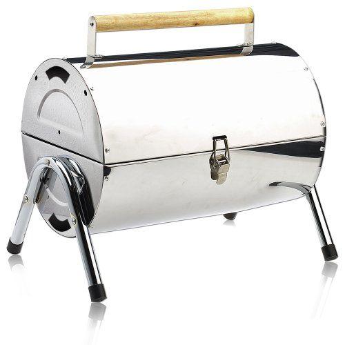 http://ift.tt/1Znd5Bf Grilltonne  Holzkohle-Tisch/Picknickgrill mit großer Doppel-Grillfläche @buyitolp%