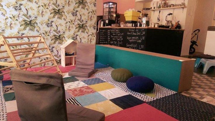 Auswahl Kindercafés in Berlin