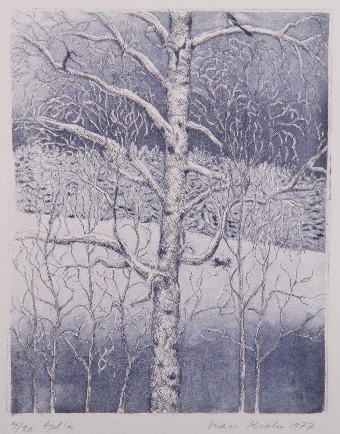Inari Krohn(Finnish, b.1945)