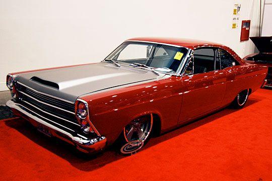 1966 Ford Fairlane .... Sweet!