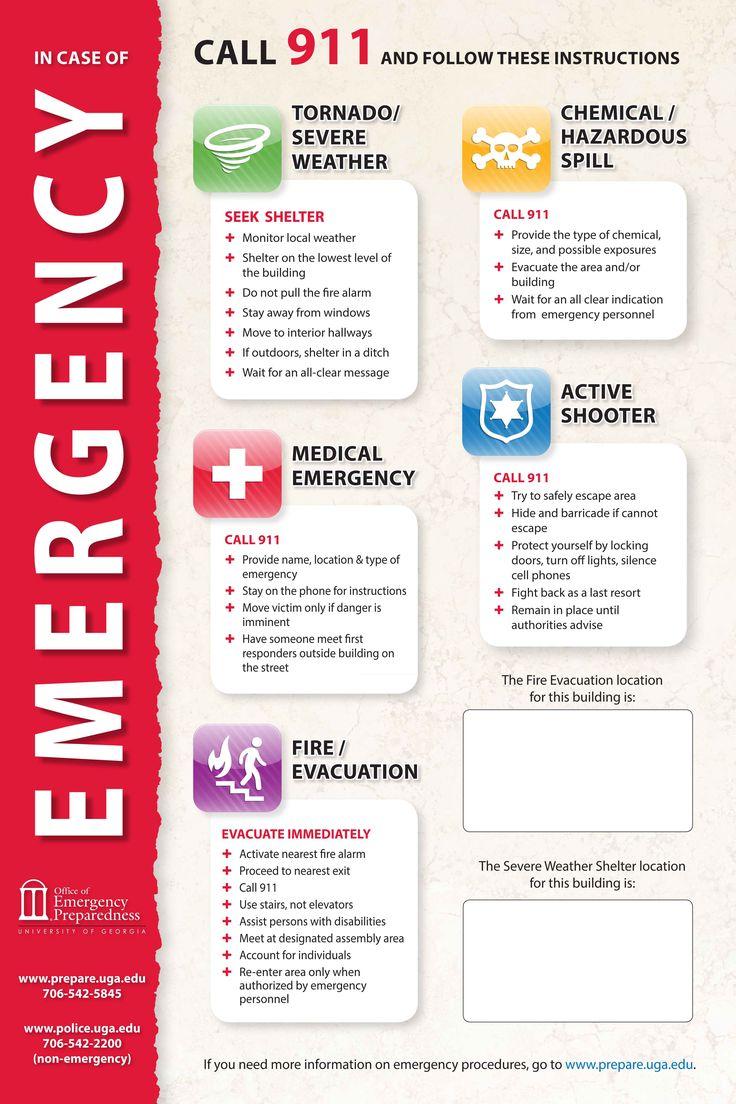 Emergency Preparedness Drill Templates - Invitation Templates