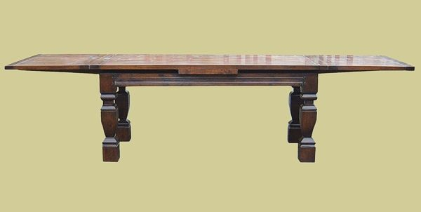 Arts And Crafts Style Extending Table