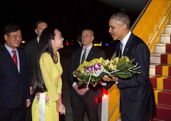 Những quy tắc khi ngoại giao của tổng thống - Đẹp Zone