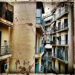 Backlight balconies