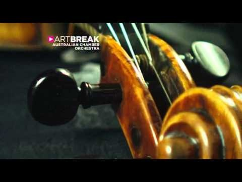 STVDIO ArtBreak: ACO Instruments Helena Rathbone