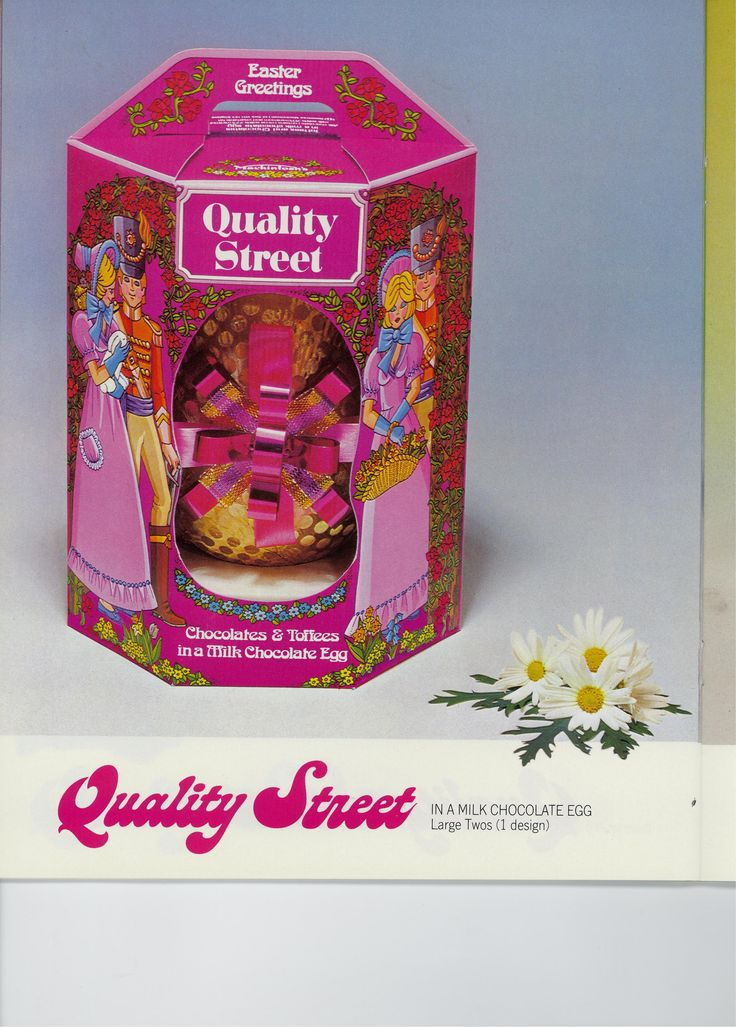 Rowntree Easter Eggs from the 1970s, 80s and 90s - gallery - from York Press